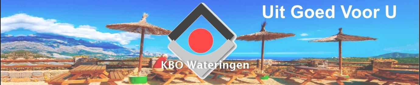 Welkom op de pagina van KBO uit!